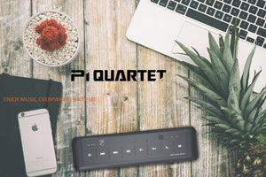 Pi Quartet Waterproof IP67 Wireless Speaker - Pi Electronics