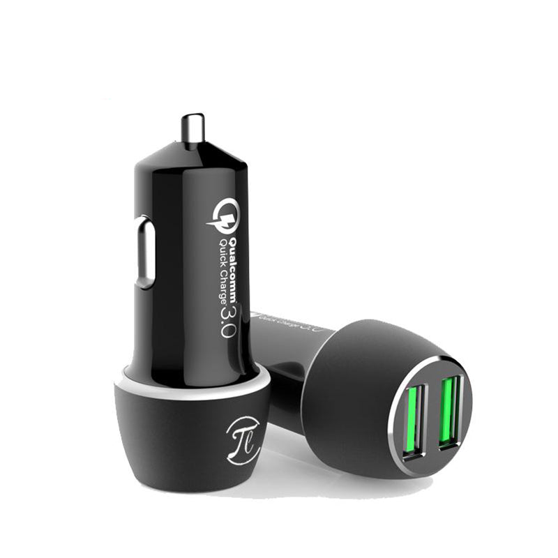 Pi Arrow QC Car Charger - Pi Electronics