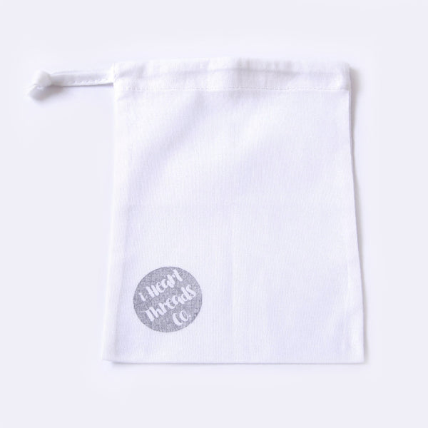 ORGANIC COTTON FACIAL ROUNDS //white//