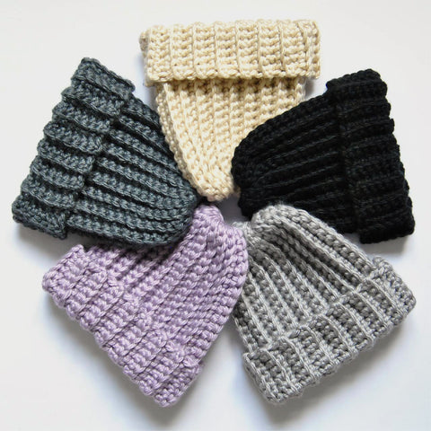 THE 'IRIS' BEANIE - DOWNLOADABLE PATTERN
