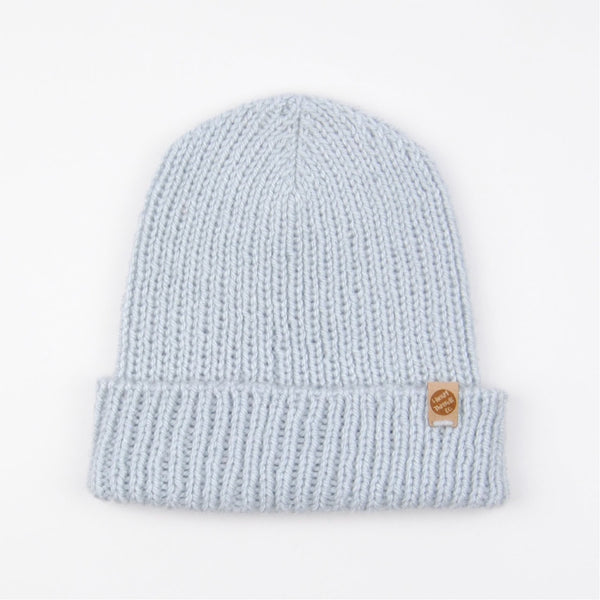 THE 'SORREL' BEANIE //grey//