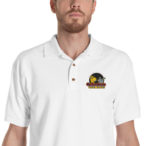 Collectors For Kids Logo Embroidered Polo Shirt