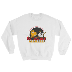 Collectors For Kids Logo Sweatshirt
