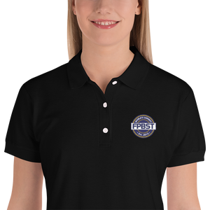 FPBST Logo Embroidered Women's Polo Shirt