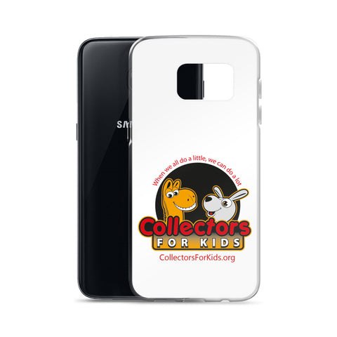 Collectors For Kids Logo Samsung Case