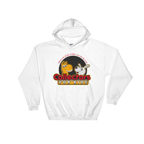 Collectors For Kids Logo Hooded Beefy Sweatshirt