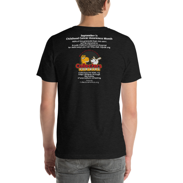 PROJECT #3 AWARENESS 2018 Dark Color ULTIMATE Short-Sleeve Unisex PREMIUM T-Shirt
