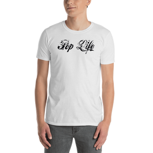 "VinylWear ""Pop Life"" Short-Sleeve Unisex T-Shirt w/ FPBST on back"
