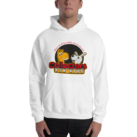Collectors For Kids Logo Hooded Sweatshirt