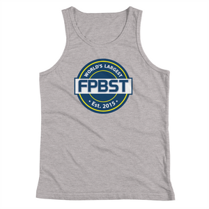 FPBST Logo Youth Tank Top