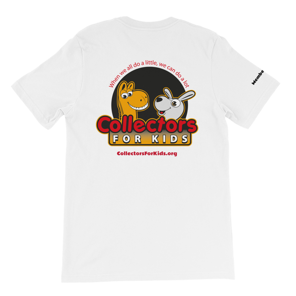 2018 Members Special Edition Collectors For Kids Short-Sleeve Unisex T-Shirt