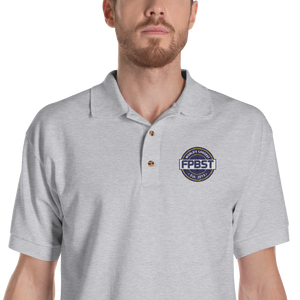 FPBST Logo Embroidered Polo Shirt