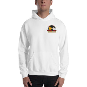 Collectors For Kids Pocket Logo Hooded Sweatshirt