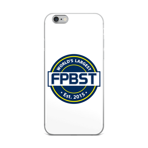 FPBST Logo iPhone Case