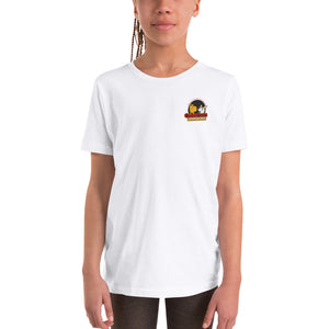 Collectors For Kids Logo 2-sided Youth Short Sleeve T-Shirt