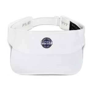 FPBST Logo Embroidered Visor