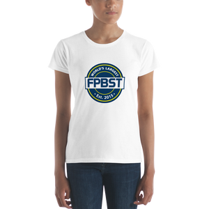 FPBST Logo Women's short sleeve t-shirt