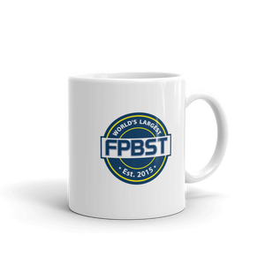 FPBST 2-sided Logo Mug