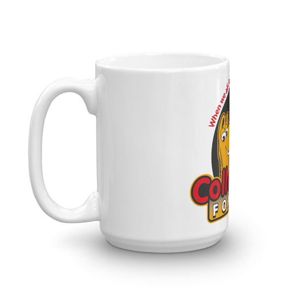 Collectors For Kids Logo Mug