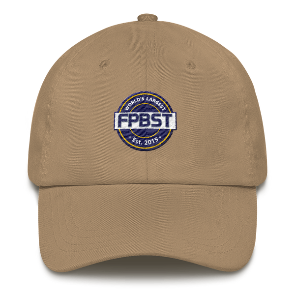 FPBST Logo Embroidered Dad hat