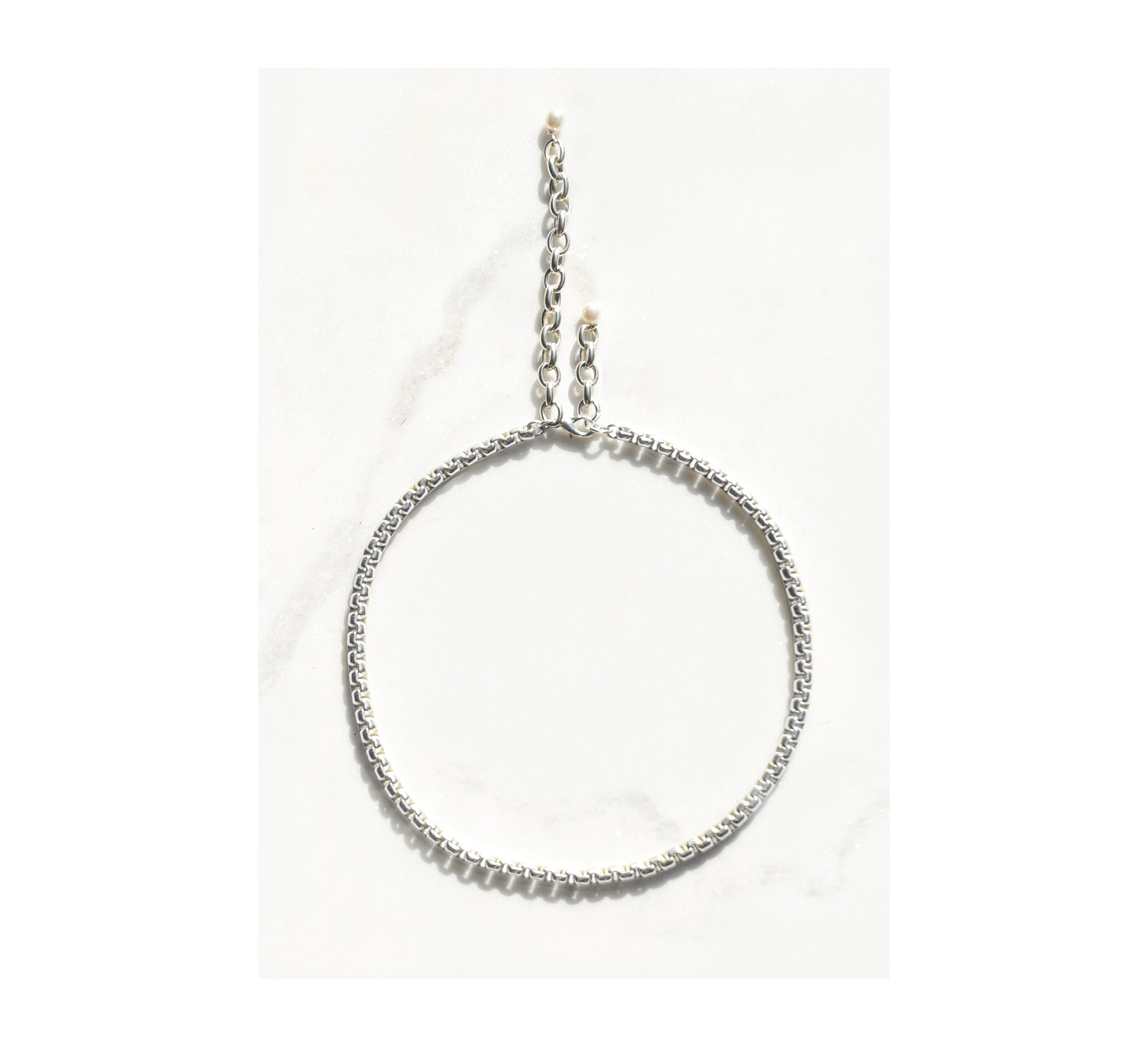 Arrola 925 Silver Necklace