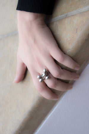 Balenquah Silver Ring - Recollect Jewelry