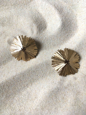 Nihual Disc Earrings