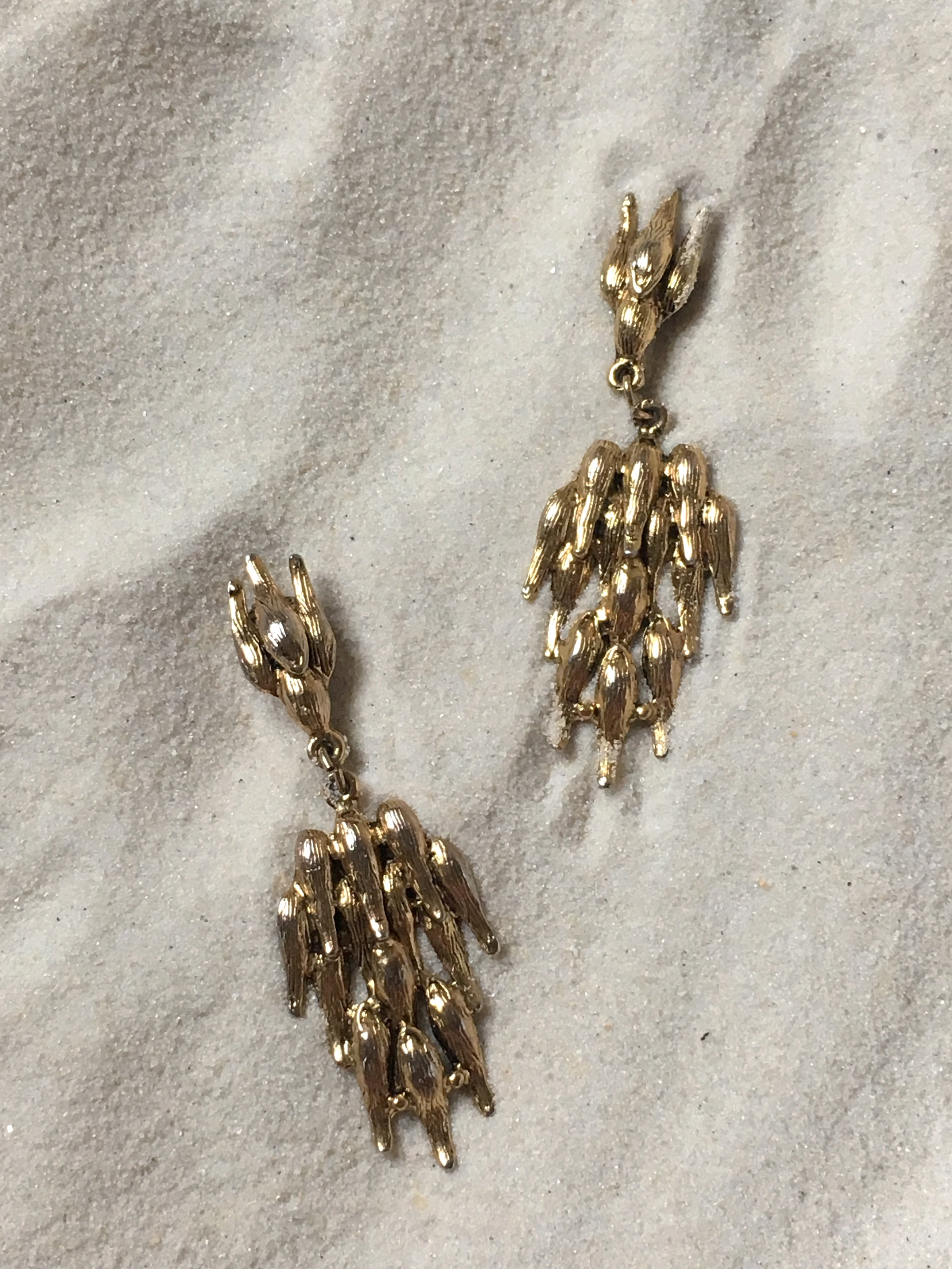 Small Fires Drop Earrings