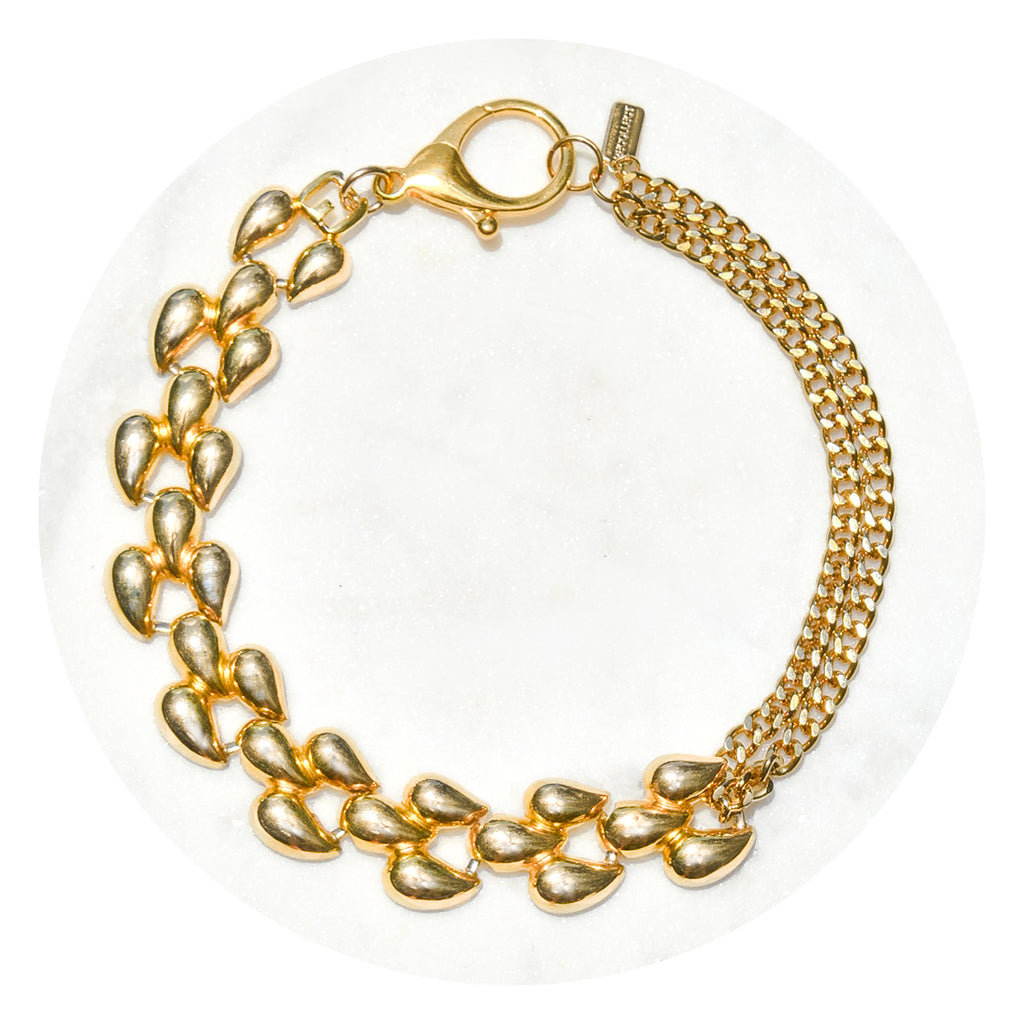 Trine Collar Necklace