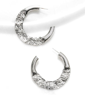 Amani Hoop Earrings