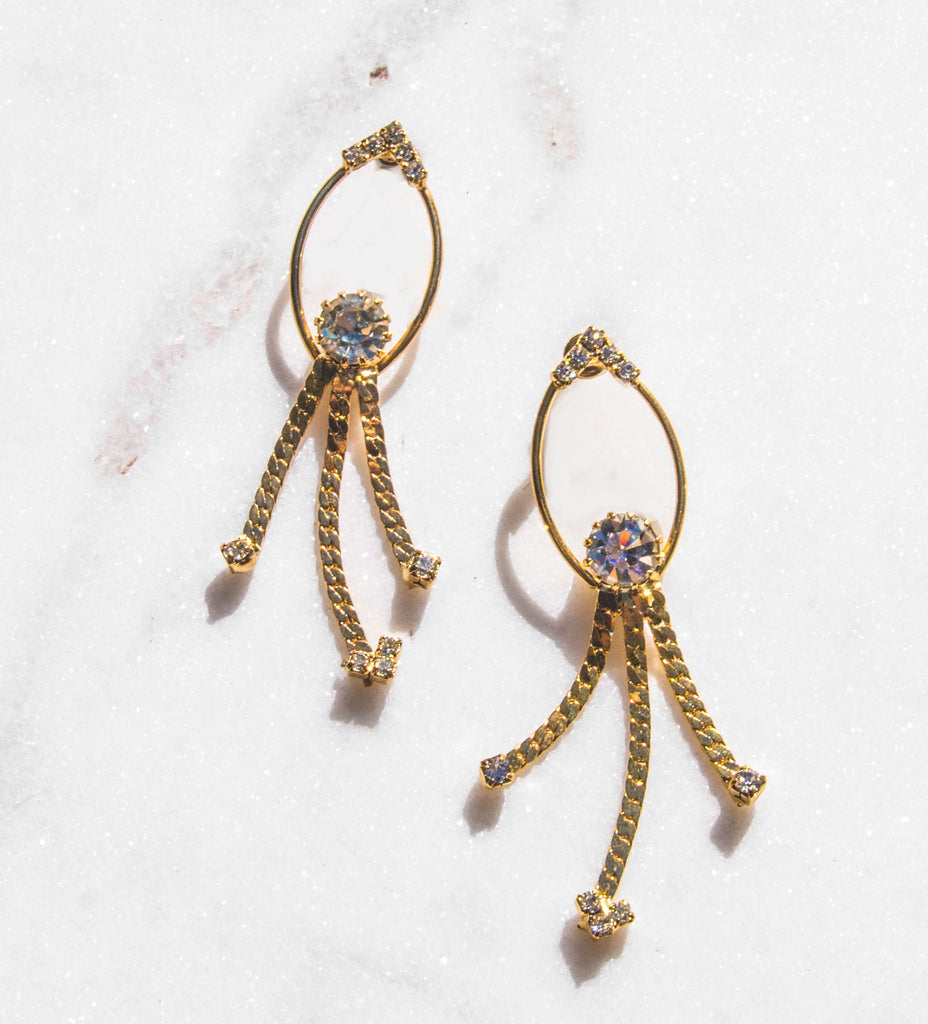 Aurora Drop Earrings | Recollect Jewelry