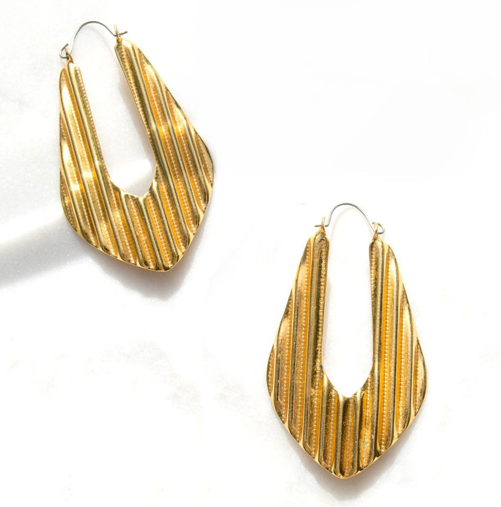 Bisbee Hoop Earrings