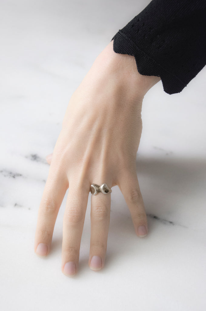 Vintage Elsa Peretti for Tiffany & Co. Heart Ring - Recollect Jewelry
