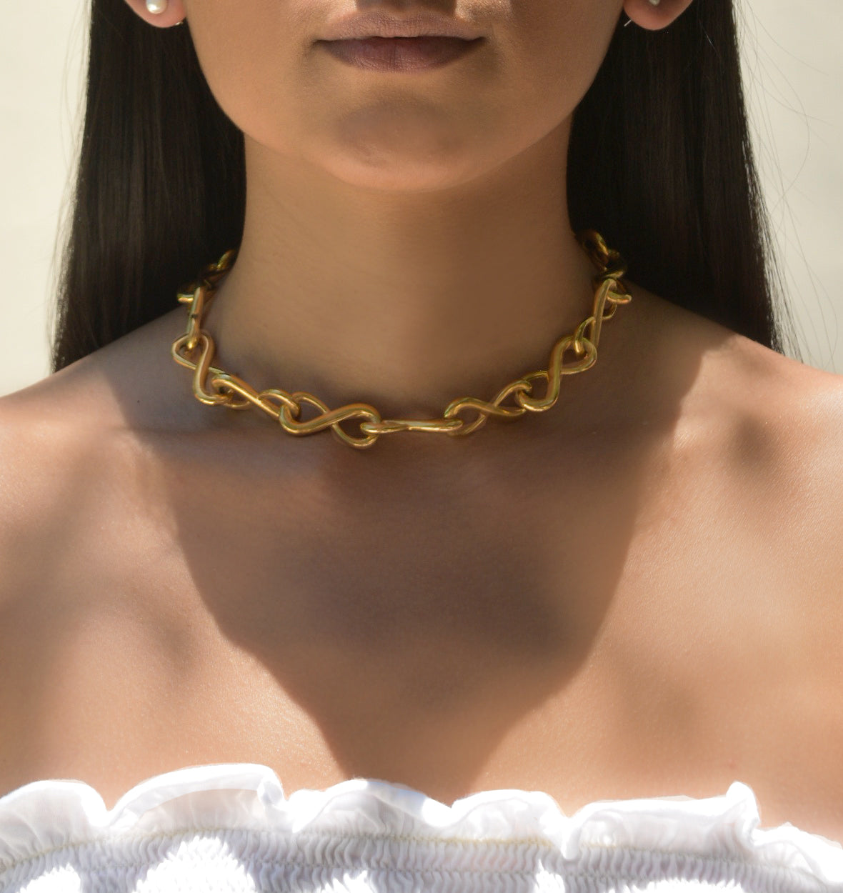 Eternity Collar Necklace