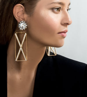 Marks the Spot Earrings