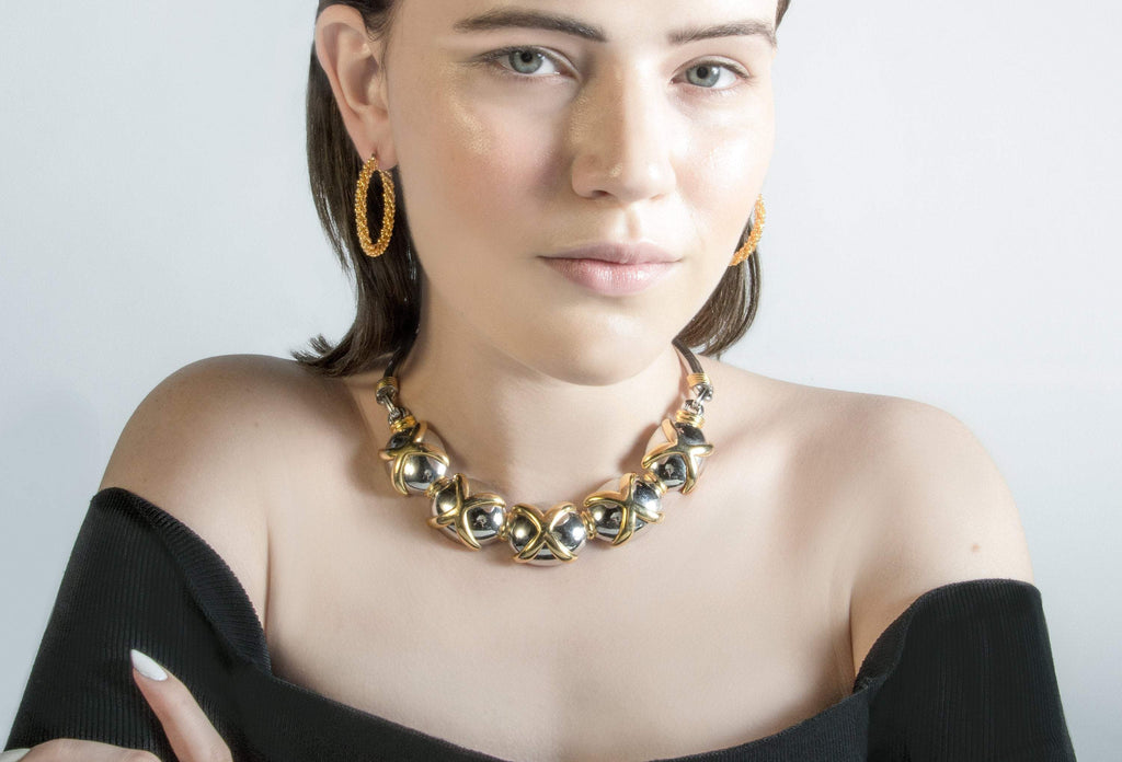 Telemetry Collar Necklace - Recollect Jewelry