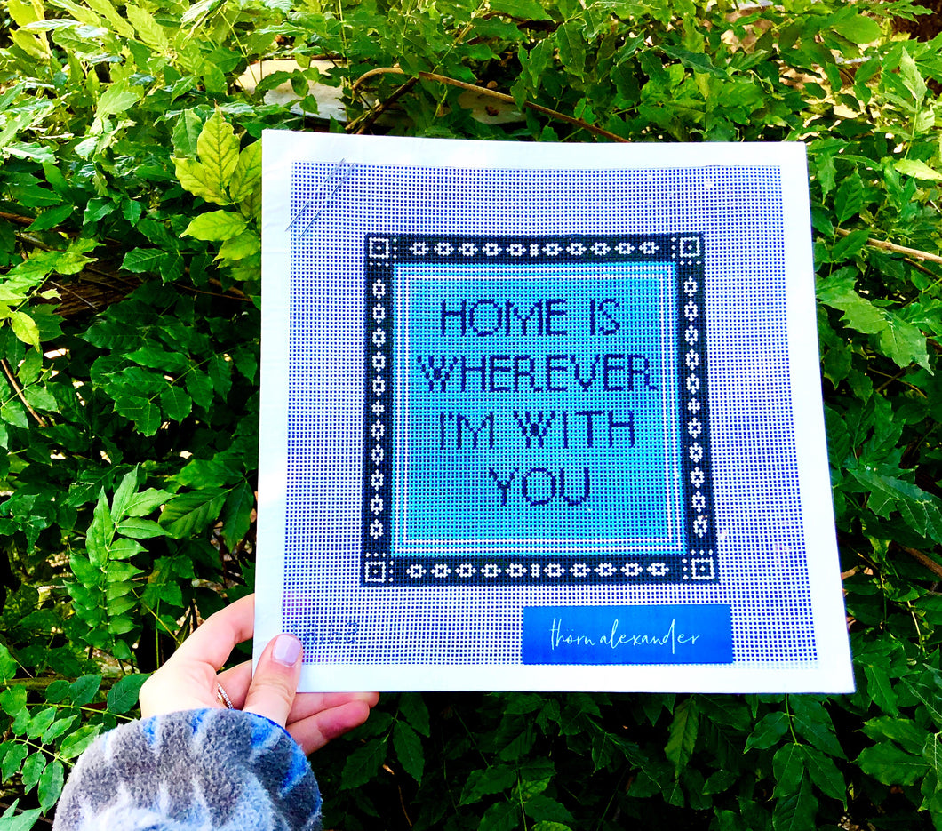 A Thorn Alexander Kit: Home is Wherever I'm With You
