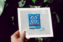 Monograms & Matchboxes Pattern e-book