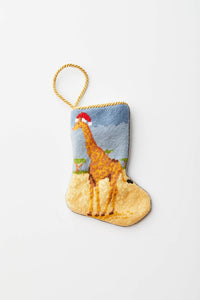 Bauble Stockings: Savanna Christmas