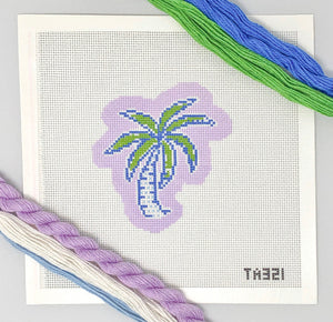 Palm Tree Ornament Kit