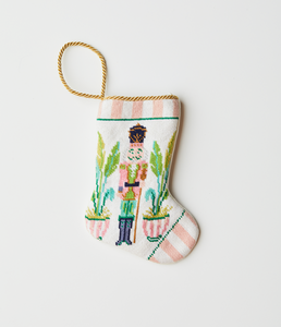 "Bauble Stockings Limited Edition: ""Beverly Hills Nutcracker"" by Dogwood Hill"