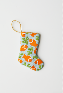Bauble Stockings: Tropical Joy Fish