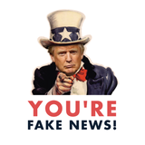 You're Fake News Stickers