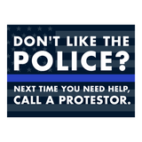 Don't Like the Police? Stickers
