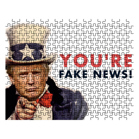 You're Fake News Puzzle