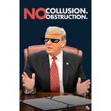No Collusion Sticker Pack