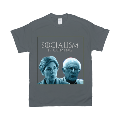 Socialism Is Coming T-Shirt