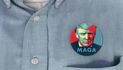 Make America Great Again Buttons