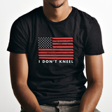 I Don't Kneel Short-Sleeve T-Shirt