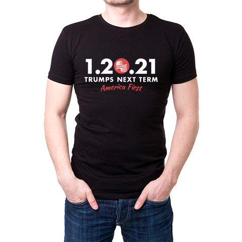 Trump's Next Term Short-Sleeve T-Shirt